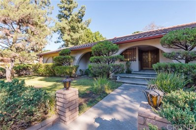 12610 McLennan Avenue, Granada Hills, CA 91344 - MLS#: SR17254369