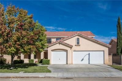 2821 Gershwin Drive, Lancaster, CA 93536 - MLS#: SR17254772