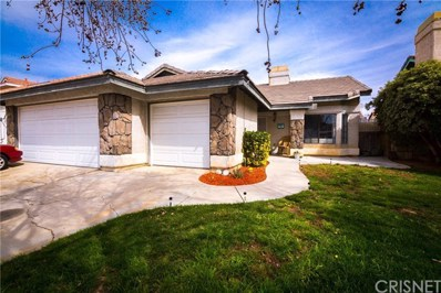 42956 Burlwood Drive, Lancaster, CA 93536 - MLS#: SR17255031