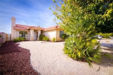 3609 Scherer Drive, Rosamond, CA 93560 - MLS#: SR17255400
