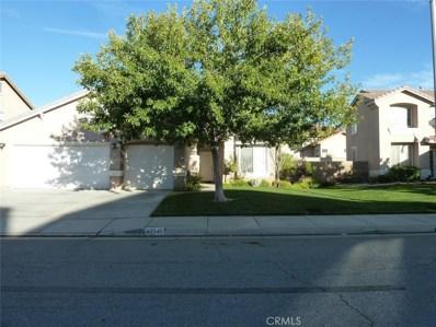 40340 Vista Pelona Drive, Palmdale, CA 93551 - MLS#: SR17255616