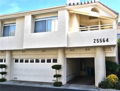 25564 Hemingway Avenue UNIT F, Stevenson Ranch, CA 91381 - MLS#: SR17256528