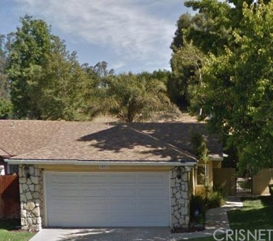14811 Marquette Street, Moorpark, CA 93021 - MLS#: SR17256619