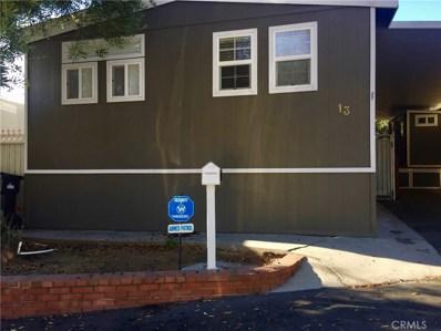 4201 Topanga Canyon Boulevard UNIT 13, Woodland Hills, CA 91364 - MLS#: SR17256767