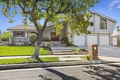 23920 Berdon Street, Woodland Hills, CA 91367 - MLS#: SR17256788