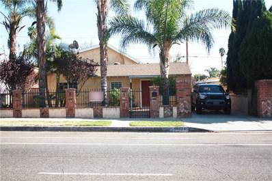 14624 Polk Street, Sylmar, CA 91342 - MLS#: SR17256829