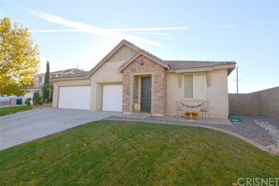 40749 Turnberry Court, Palmdale, CA 93551 - MLS#: SR17256863