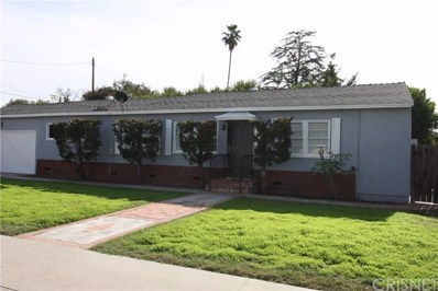 13044 Calvert Street, Valley Glen, CA 91401 - MLS#: SR17258204