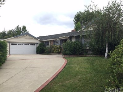 23826 Crosson Drive, Woodland Hills, CA 91367 - MLS#: SR17258440