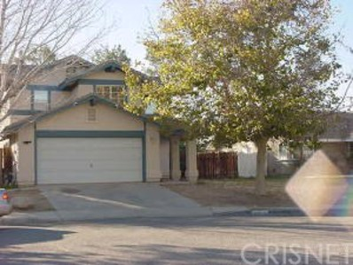 44605 Foxboro Court, Lancaster, CA 93535 - MLS#: SR17259022