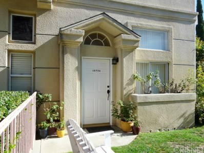 15734 Devonshire Street UNIT 20, Granada Hills, CA 91344 - MLS#: SR17259310