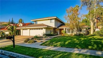 19031 Killoch Way, Porter Ranch, CA 91326 - MLS#: SR17259892