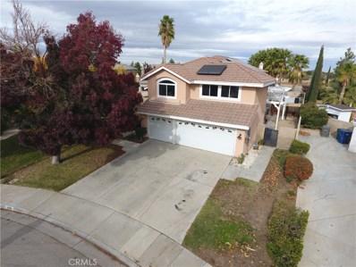 3009 Fairgreen Lane, Palmdale, CA 93551 - MLS#: SR17259989