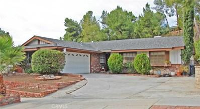 27141 Garza Drive, Saugus, CA 91350 - MLS#: SR17260262