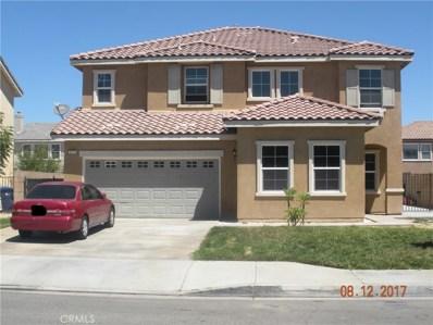 3111 E Avenue J14, Lancaster, CA 93535 - MLS#: SR17261151