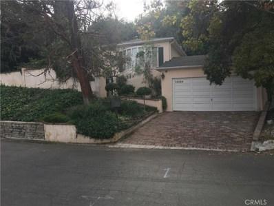 13438 Contour Drive, Sherman Oaks, CA 91423 - MLS#: SR17262052