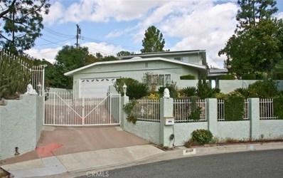 22325 Napa Street, West Hills, CA 91304 - MLS#: SR17262240