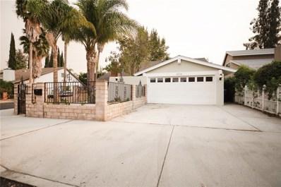 6316 Crebs Avenue, Tarzana, CA 91335 - MLS#: SR17262379