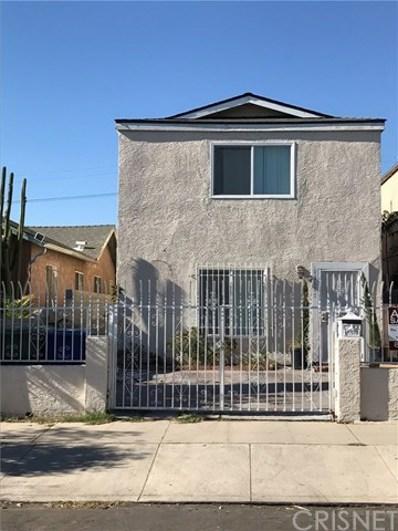 13177 Pinney Street, Pacoima, CA 91331 - MLS#: SR17262390