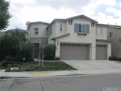 17504 Dove Willow Street, Canyon Country, CA 91387 - MLS#: SR17262717