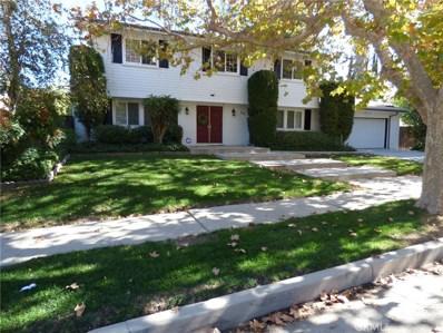 5410 Ellenvale Avenue, Woodland Hills, CA 91367 - MLS#: SR17262835