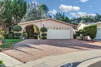 17246 Braxton Street, Granada Hills, CA 91344 - MLS#: SR17263656