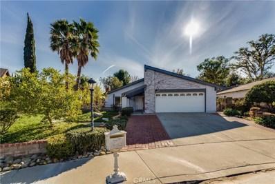 24400 Peary Drive, Valencia, CA 91355 - MLS#: SR17264764