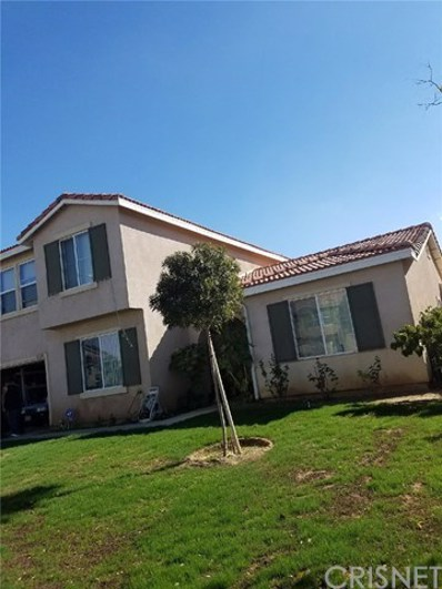 3720 Jacarte Avenue, Palmdale, CA 93550 - MLS#: SR17265056