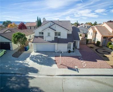 44109 32nd Street West, Lancaster, CA 93536 - MLS#: SR17265192