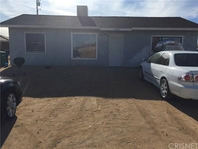 8724 Hickory Drive, California City, CA 93505 - MLS#: SR17265317