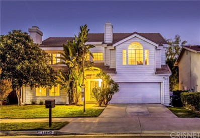 18843 Miranda Street, Tarzana, CA 91356 - MLS#: SR17265336