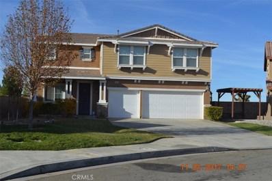 43455 59th Street W, Lancaster, CA 93536 - MLS#: SR17265524