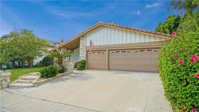 18931 Granada Circle, Porter Ranch, CA 91326 - MLS#: SR17266049