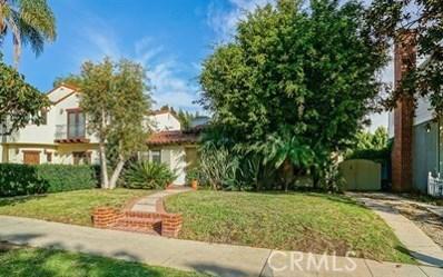 1616 Pandora Avenue, Los Angeles, CA 90024 - MLS#: SR17267633