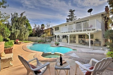 27017 Esward Drive, Calabasas, CA 91301 - MLS#: SR17268158