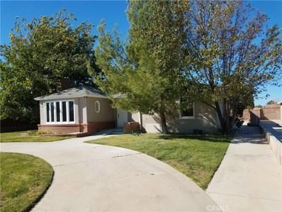 38705 15th Street E, Palmdale, CA 93550 - MLS#: SR17268217