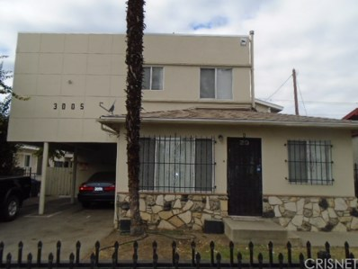 3005 S Normandie Avenue, Los Angeles, CA 90007 - MLS#: SR17268928