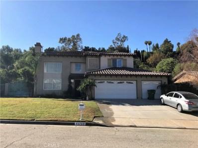 11737 Lois Court, Granada Hills, CA 91344 - MLS#: SR17270187
