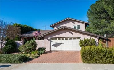 16921 Colven Road, Granada Hills, CA 91344 - MLS#: SR17270714
