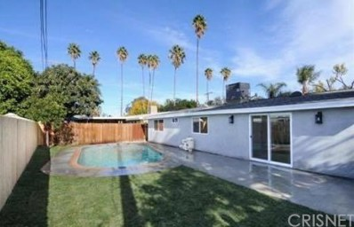 6447 Rhea Avenue, Reseda, CA 91335 - MLS#: SR17270787