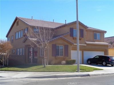 43940 Firewood Way, Lancaster, CA 93536 - MLS#: SR17271000