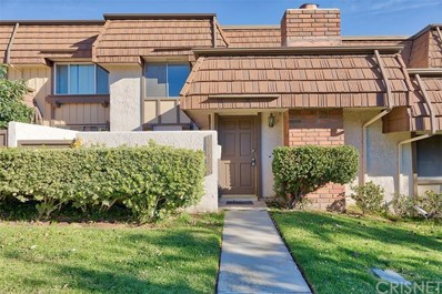 10179 Larwin Avenue UNIT 5, Chatsworth, CA 91311 - MLS#: SR17271637