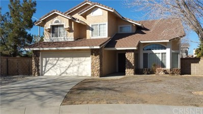 3857 W Avenue J5, Lancaster, CA 93536 - MLS#: SR17272391