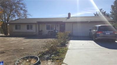 16568 Wells Fargo Avenue, Lake Los Angeles, CA 93591 - MLS#: SR17273065