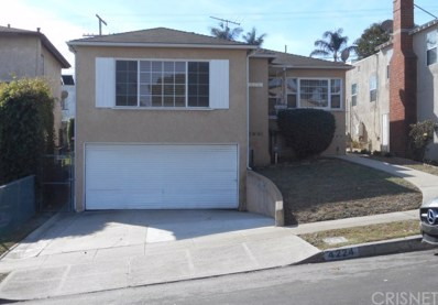 4224 W 59th Place, Los Angeles, CA 90043 - MLS#: SR17273164