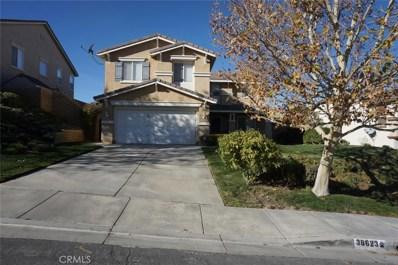 38623 Louise Lane, Palmdale, CA 93551 - MLS#: SR17273329