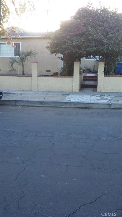 8103 Teesdale Avenue, North Hollywood, CA 91605 - MLS#: SR17273584