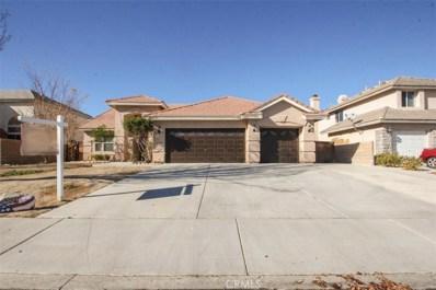 44227 Westridge Drive, Lancaster, CA 93536 - MLS#: SR17273879