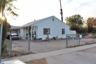 9659 Rincon Avenue, Pacoima, CA 91331 - MLS#: SR17274119