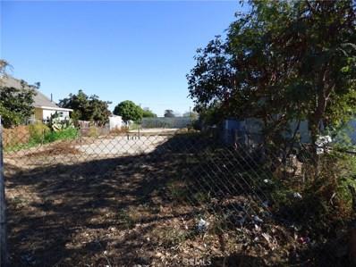 136 N Gage Avenue, East Los Angeles, CA 90063 - MLS#: SR17274707